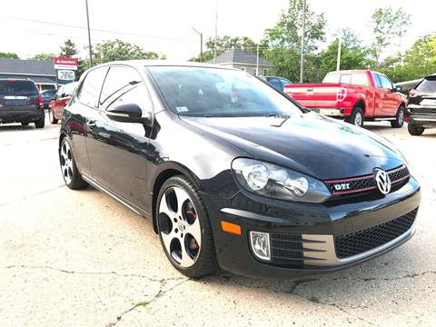 2011 Volkswagen GTI for sale at Auto Gallery LLC in Burlington WI