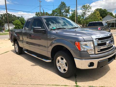 2013 Ford F-150 for sale at Auto Gallery LLC in Burlington WI