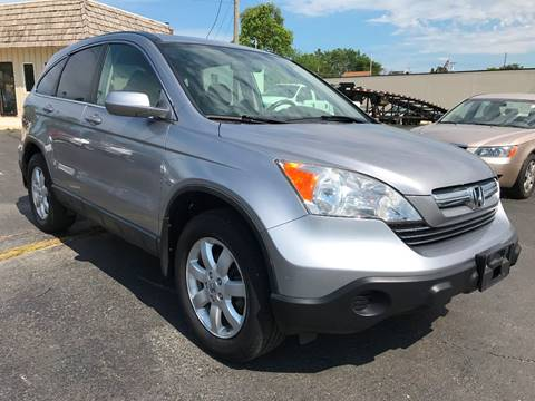 2008 Honda CR-V for sale at Auto Gallery LLC in Burlington WI