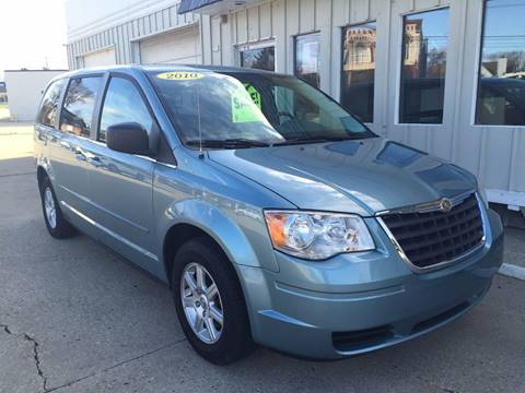 2010 Chrysler Town and Country for sale at Auto Gallery LLC in Burlington WI