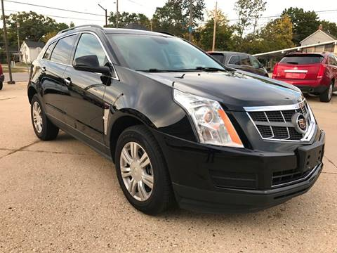 2012 Cadillac SRX for sale at Auto Gallery LLC in Burlington WI