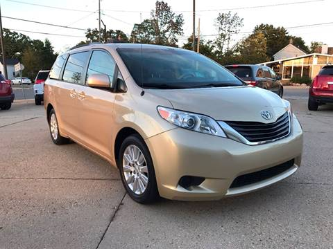 2013 Toyota Sienna for sale at Auto Gallery LLC in Burlington WI