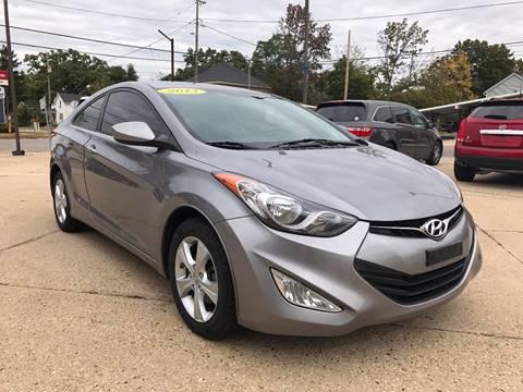 2013 Hyundai Elantra Coupe for sale in Burlington, WI