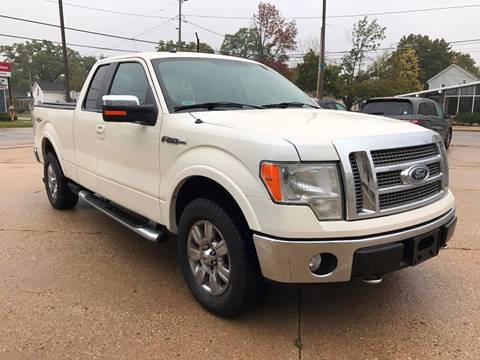 2009 Ford F-150 for sale at Auto Gallery LLC in Burlington WI