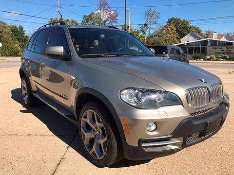 2009 BMW X5 for sale at Auto Gallery LLC in Burlington WI