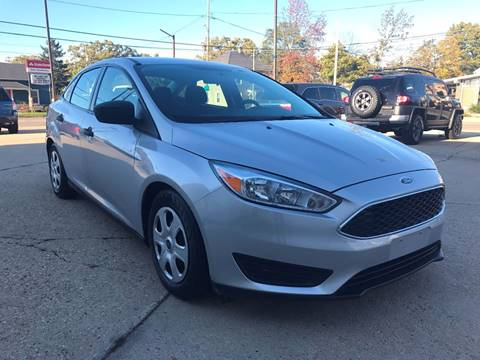 2015 Ford Focus for sale in Burlington, WI