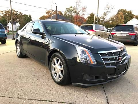 2009 Cadillac CTS for sale at Auto Gallery LLC in Burlington WI