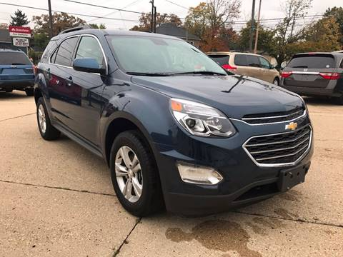 2016 Chevrolet Equinox for sale in Burlington, WI