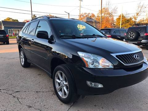 2009 Lexus RX 350 for sale at Auto Gallery LLC in Burlington WI