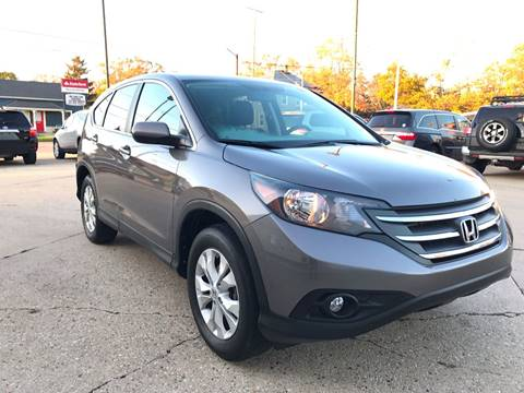 2012 Honda CR-V for sale at Auto Gallery LLC in Burlington WI