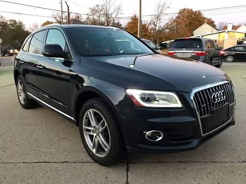 2015 Audi Q5 for sale at Auto Gallery LLC in Burlington WI