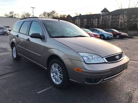 2005 Ford Focus for sale at Auto Gallery LLC in Burlington WI