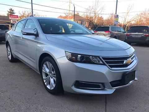 2014 Chevrolet Impala for sale at Auto Gallery LLC in Burlington WI