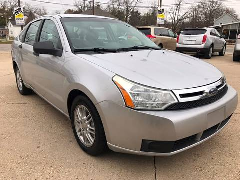 2009 Ford Focus for sale at Auto Gallery LLC in Burlington WI