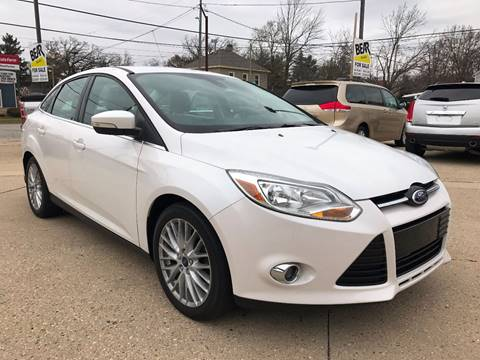2012 Ford Focus for sale at Auto Gallery LLC in Burlington WI