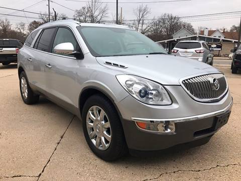 2011 Buick Enclave for sale at Auto Gallery LLC in Burlington WI