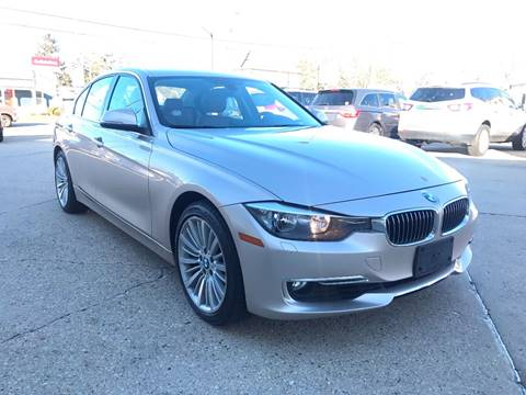 2013 BMW 3 Series for sale at Auto Gallery LLC in Burlington WI