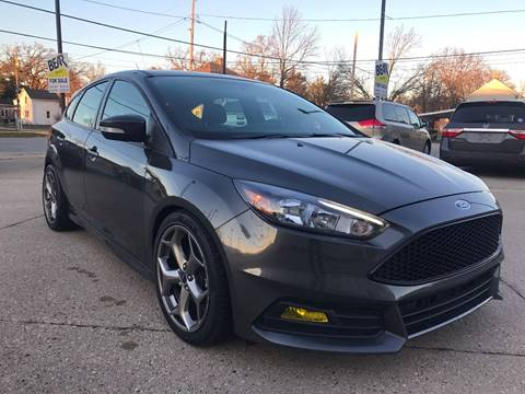 2016 Ford Focus for sale at Auto Gallery LLC in Burlington WI