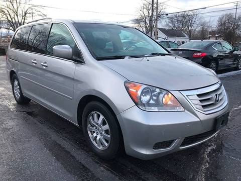 2008 Honda Odyssey for sale at Auto Gallery LLC in Burlington WI