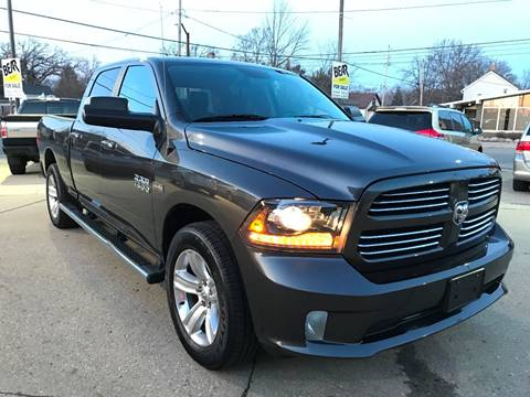 2014 RAM Ram Pickup 1500 for sale at Auto Gallery LLC in Burlington WI