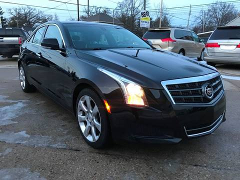 2013 Cadillac ATS for sale at Auto Gallery LLC in Burlington WI