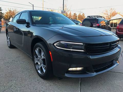 2016 Dodge Charger for sale at Auto Gallery LLC in Burlington WI