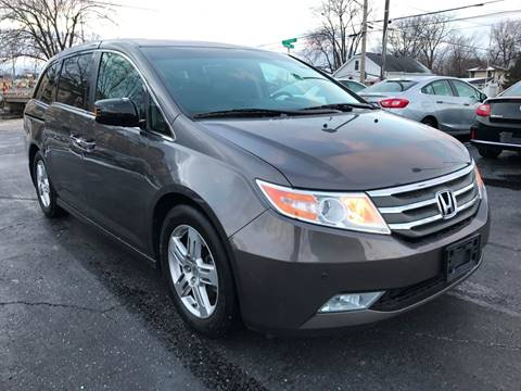 2011 Honda Odyssey for sale at Auto Gallery LLC in Burlington WI