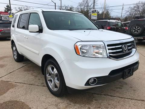 2013 Honda Pilot for sale at Auto Gallery LLC in Burlington WI
