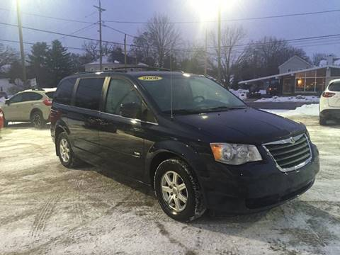 2008 Chrysler Town and Country for sale at Auto Gallery LLC in Burlington WI