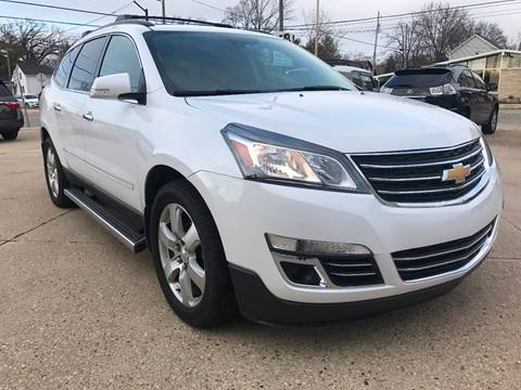 2016 Chevrolet Traverse for sale at Auto Gallery LLC in Burlington WI
