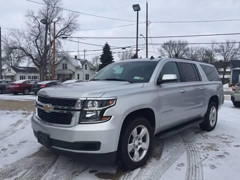 2015 Chevrolet Suburban for sale at Auto Gallery LLC in Burlington WI