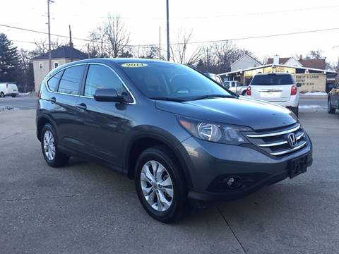 2014 Honda CR-V for sale at Auto Gallery LLC in Burlington WI