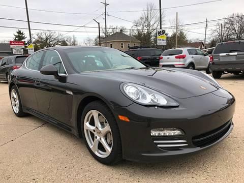 2010 Porsche Panamera for sale at Auto Gallery LLC in Burlington WI