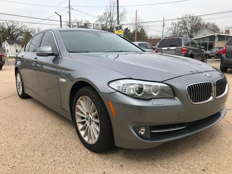 2013 BMW 5 Series for sale at Auto Gallery LLC in Burlington WI
