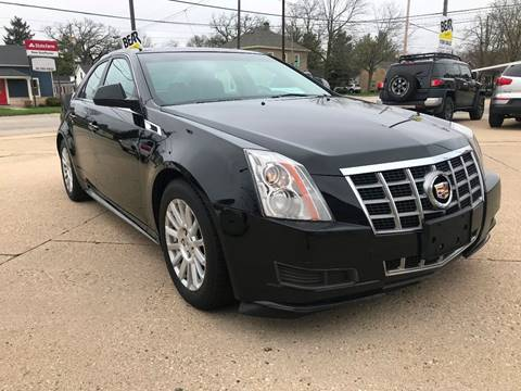 2012 Cadillac CTS for sale at Auto Gallery LLC in Burlington WI