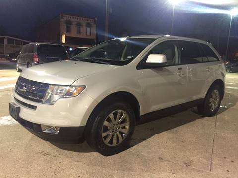 2007 Ford Edge for sale at Auto Gallery LLC in Burlington WI
