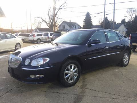 2008 Buick LaCrosse for sale at Auto Gallery LLC in Burlington WI