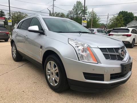 2011 Cadillac SRX for sale at Auto Gallery LLC in Burlington WI
