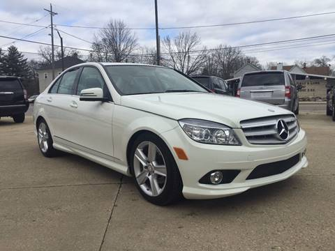 2010 Mercedes-Benz C-Class for sale at Auto Gallery LLC in Burlington WI