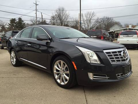 2014 Cadillac XTS for sale at Auto Gallery LLC in Burlington WI