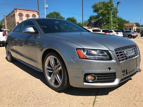 2009 Audi S5 for sale at Auto Gallery LLC in Burlington WI