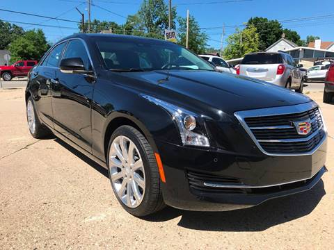 2017 Cadillac ATS for sale at Auto Gallery LLC in Burlington WI