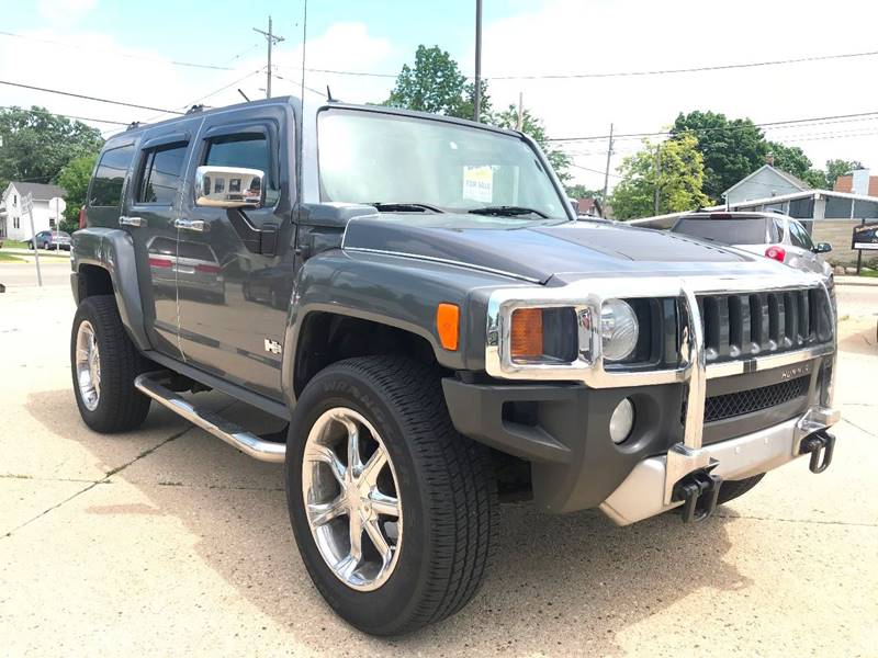 2008 HUMMER H3 for sale at Auto Gallery LLC in Burlington WI