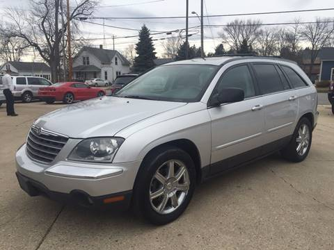 2006 Chrysler Pacifica for sale at Auto Gallery LLC in Burlington WI