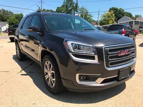 2015 GMC Acadia for sale at Auto Gallery LLC in Burlington WI