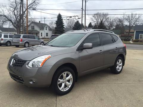 2008 Nissan Rogue for sale at Auto Gallery LLC in Burlington WI