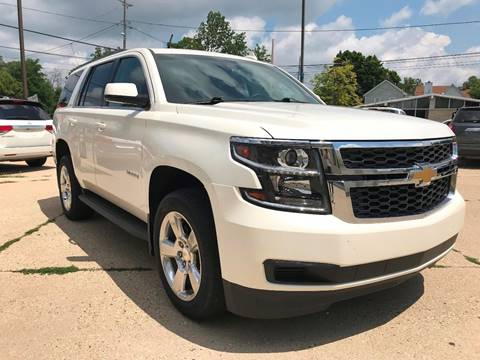 2015 Chevrolet Tahoe for sale at Auto Gallery LLC in Burlington WI