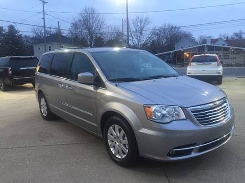 2015 Chrysler Town and Country for sale at Auto Gallery LLC in Burlington WI