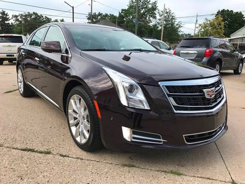 2017 Cadillac XTS for sale at Auto Gallery LLC in Burlington WI