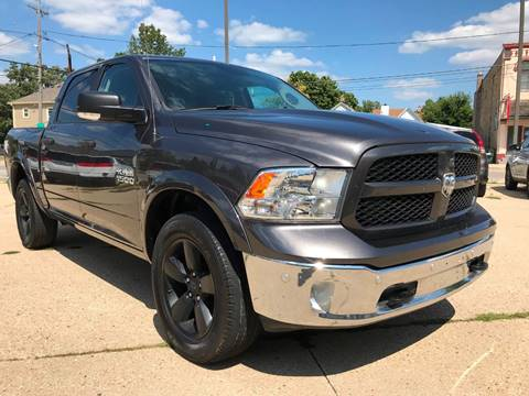 2016 RAM Ram Pickup 1500 for sale at Auto Gallery LLC in Burlington WI